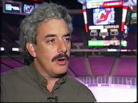 Bruce Bennett interview on News 12 New Jersey - March 1998