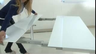 Table - Console Extensible Metro - La Maison Du Convertible