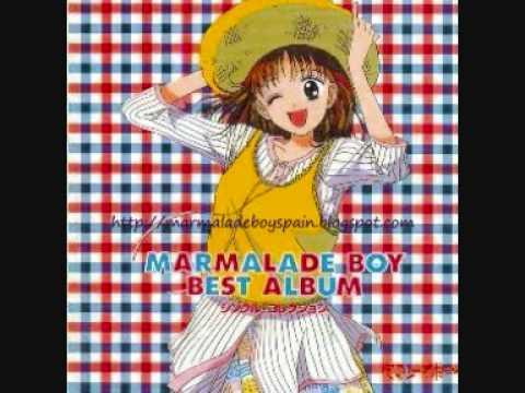 letra de marmalade boy: