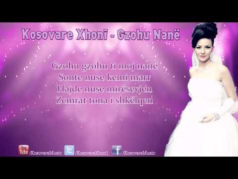 Kosovare Xhoni - Gzohu Nane (Këng Dasmash 2012)