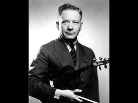 Efrem Zimbalist plays Brahms Violin Concerto Op.77  Koussevitzky 1946