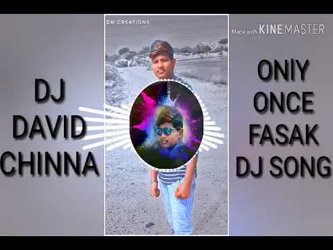 Only once fasak Dj song