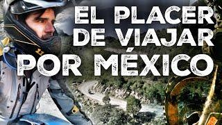 ATRAVIESO LA SIERRA GORDA POR TERRACERÍA (S17/E18) MÉXICO EN MOTO