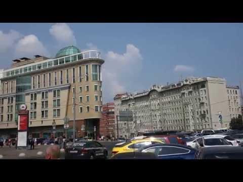 Москва -16 . `` Красные ворота ´´.