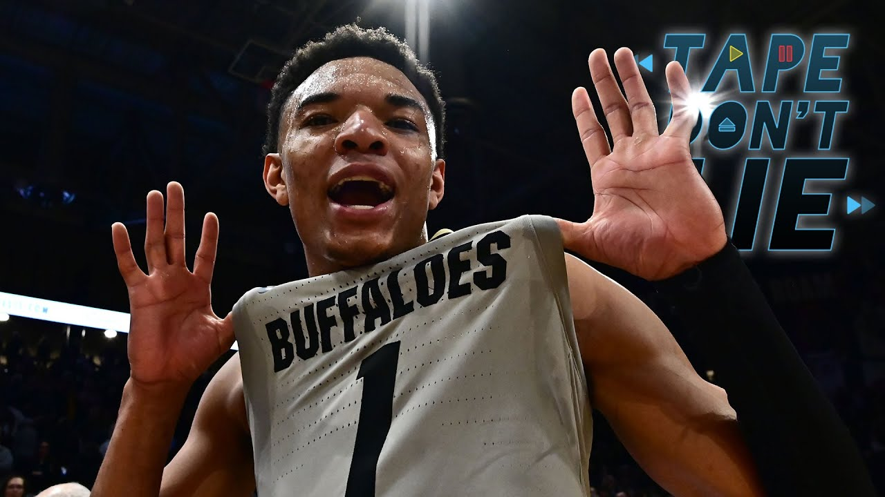 Breaking Down the Game of Colorado's Tyler Bey Ahead of the NBA Draft | Stadium