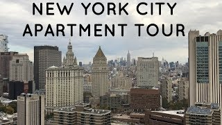 NYC STUDIO APARTMENT TOUR 2018
