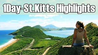 AIDA Karibik Kreuzfahrt St.Kitts mit GoPro 4 Black Highlight Video