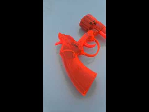 how to make a paper clip gun that shoots