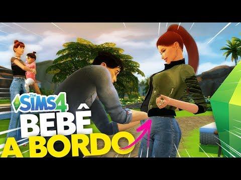 MAIS UMA GRÁVIDA NA FAMÍLIA 😱 | The Sims 4 - Ep. 41