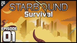 It's Finally Here! The Beginning! | Starbound 1.0 Let's Play (FULL Release) [#1]