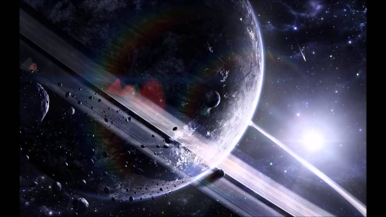 Красивая космическая эрот