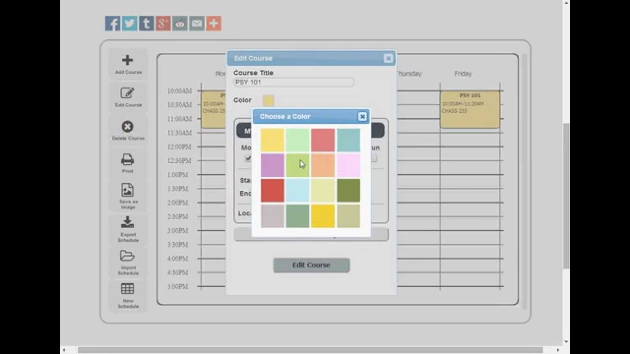 Timetable Creator Freeware Brokeasshome Com