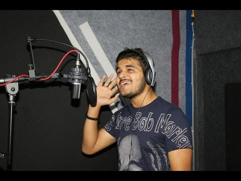 Making of Kallua k vivah geet part 2 in CMV Studio buxar..