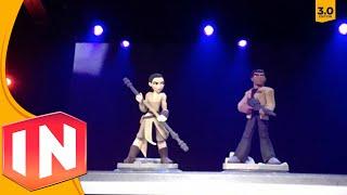 Disney Infinity 3.0 - Star Wars: Episode VII Figures & Playset Details! #D23 News
