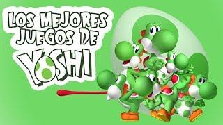 5 Juegos épicos protagonizados por Yoshi
