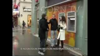 بالفيديو - كاميرا خفيه التحرش هههه مسخرة xD