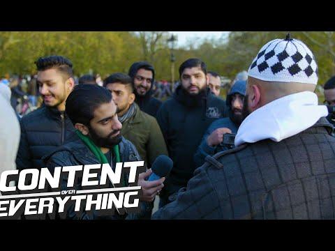 Was Muawiya A Munafiq? Abdul Hamed (Sunni) Vs Raza And The Shia Blade Runner   Speakers Corner