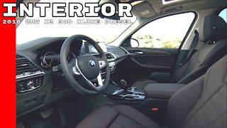 New 2018 BMW X3 30d xLine Diesel Interior