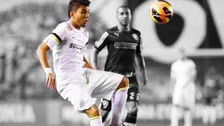 Gabriel barbosa 'gabigol' ● goals & skills ● santos fc ● 2014-2015 |hd|