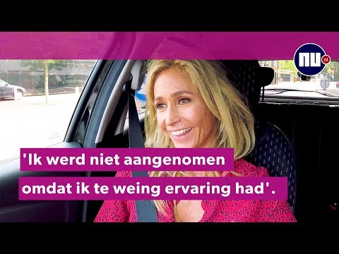 In de auto met Wendy: 'Ik kijk The Voice huilend en klappend terug'