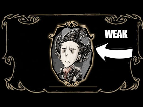 BEST USE For Each Character In Don't Starve Together