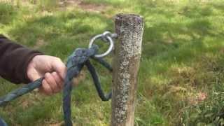 le truc du randonneur - les 3 noeuds fondamentaux