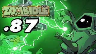 Zombidle Gameplay Walkthrough: #87 - CLOSE TO 450 BILLION ORBS! - [PC Let