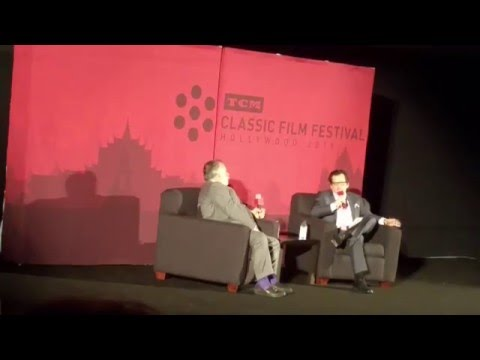 TCMFF 2016 - Frances Ford Coppola Interviewed by Ben Mankiewicz