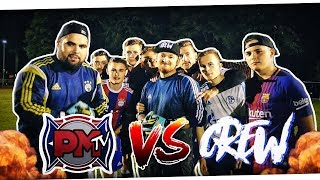 FUSSBALL CHALLENGE⚽Die CREW vs Team PMTV🔥 Das große ELFMETERSCHIESSEN! PMTV