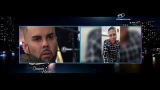 ¡Increíble! e Histórica entrevista a Enrique Crespo en Buena Noche TV con Nelson Javier El Cocodrilo