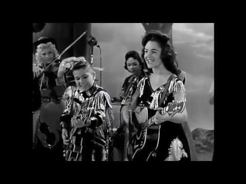 The Collins Kids - Hoy Hoy in HD 1958