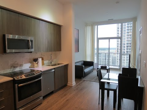 50 Bruyeres Mews, TORONTO - Penthouse Large 1 Bedroom Suite - Furnished Rental