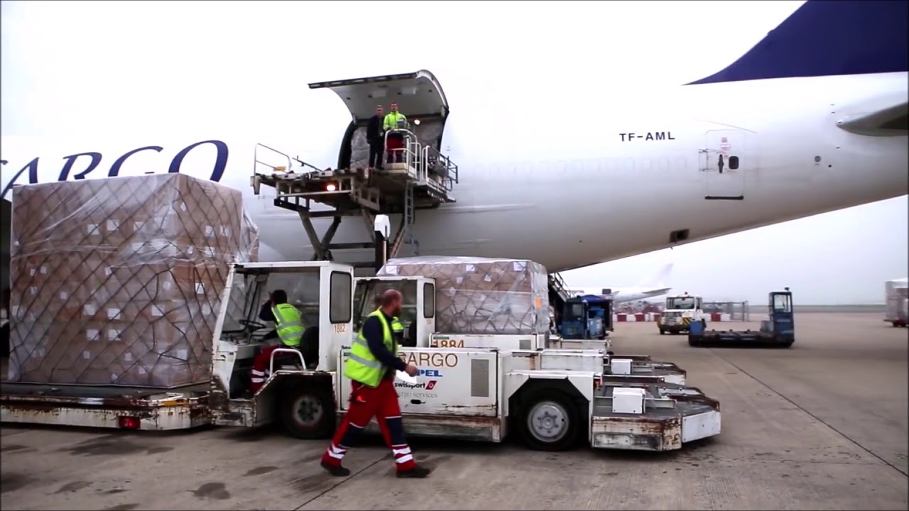 BBC Cargo Services - Air Fright