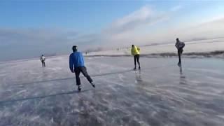 Lekker ijs in Friesland