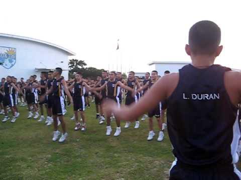 NTMA Cadets Morning Calisthenics