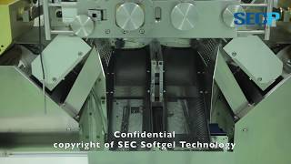 SEC Softgel Encapsulation Machine And Equipments, The First Softgel Service Platform In China