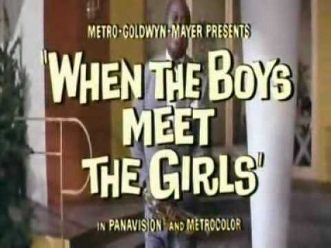 where the boys meet the girls