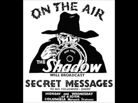 The Shadow with Orson Welles
