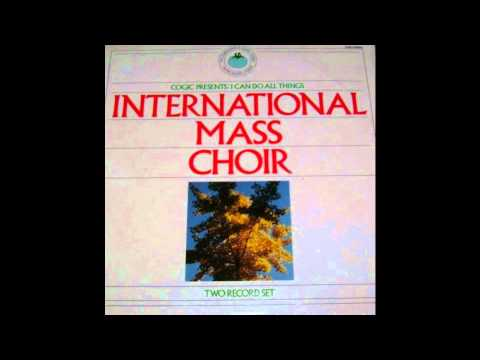 God Is Not Through With Me Yet-COGIC International Mass Choir feat. James Moore