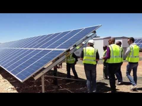 Standard Bank renewable energy projects