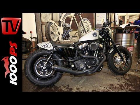 Thunderbike | Harley Davidson Sportster 48 - Custombike