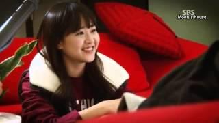 [Vietsub]Moon Geun Young vui vẻ chụp hình cùng với staff-Cheongdamdong Alice
