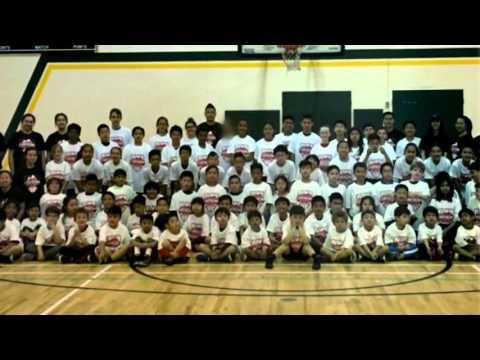 Vancouver-Strathcona Basketball Club Community Day 2016