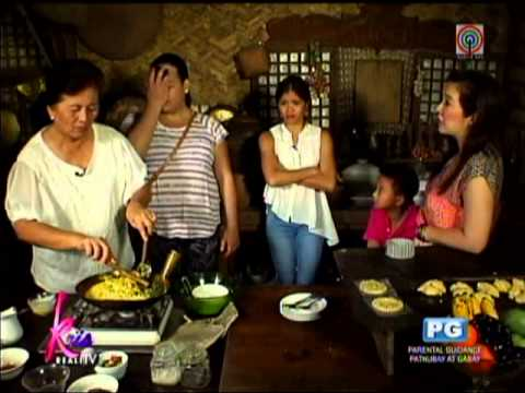 Recipe: Bringhe, Pampanga's version of paella