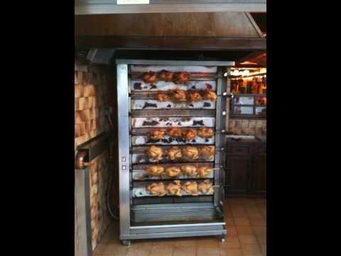 Rotisserie Chicken Sitges, Spain Restaurant - YouTube