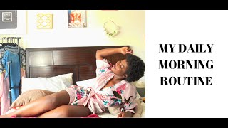 GRWM & DAILY MORNING ROUTINE!