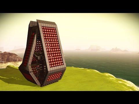 No Mans Sky - Vortex Tower [Base Tour]