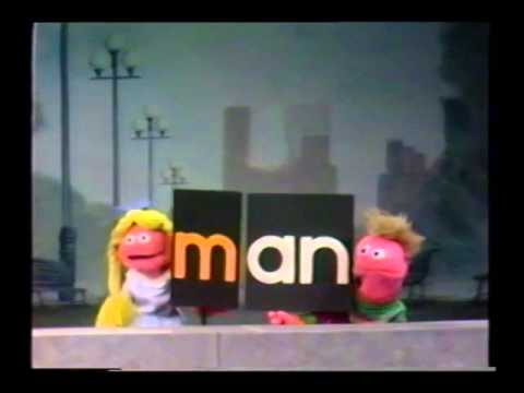 Sesame Street  The Word Family Song AN wBetty Lou and Charlie