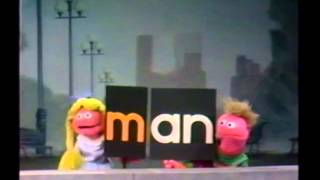 Sesame Street - The Word Family Song (AN w/Betty Lou and Charlie)