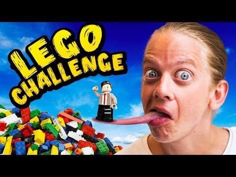 VÄRLDENS SVÅRASTE LEGO (🆘Snälla titta🆘)